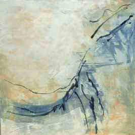 le crotoy peinture art baie de somme cote picarde
